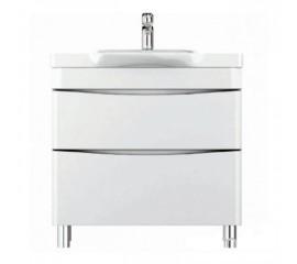 Тумба для ванной комнаты Am Pm Like M80-FSX0802-WC0802-38 80 см. напольная