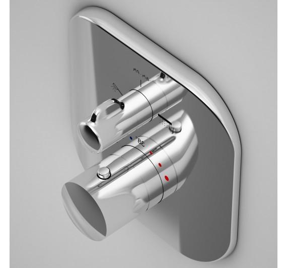 Смеситель для душа Am Pm Sensation F3085500 c термостатом