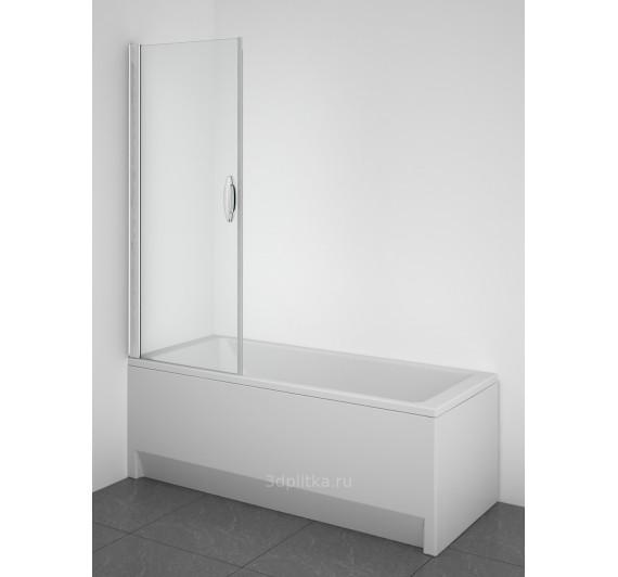 Штора для ванны Am Pm Sense 70см.  W76G-HB-D070-CT